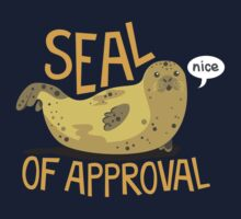 Seal of Approval by jaffajam