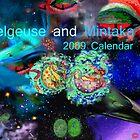 2009 Fantasy Art Calendar  by Kasia B. Turajczyk