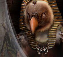 Woe-Man Series 20: The concubine of Anubis by navybrat