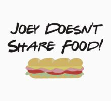 Joey Doesn't Share Food by SamanthaMirosch