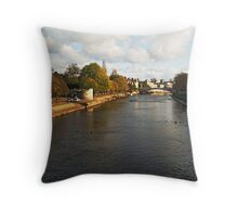 Ouse Throw Pillow