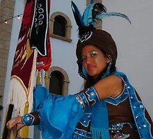 Moorish princess by Fay  Hughes