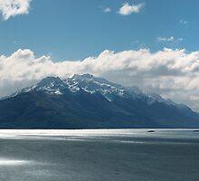 Lake Wakatipu by Ken Wright