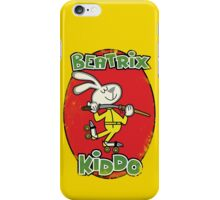 BeaTRIX Kiddo- A Mash Up of Cereal and Revenge iPhone Case/Skin
