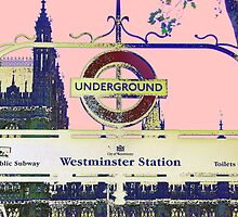 The Underground by Terri~Lynn Bealle