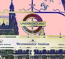 The Underground by Terri~Lynn Bealle