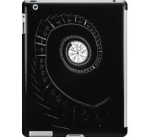 Spirals in the dark iPad Case/Skin