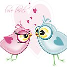 Love Birds by Kat Massard