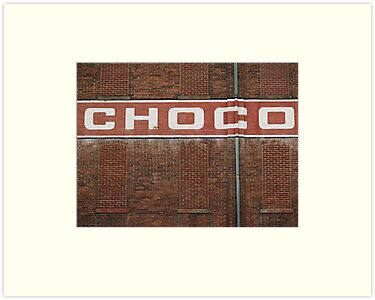 Wilbur Chocolate Factory, Lititz PA by Anna Lisa Yoder