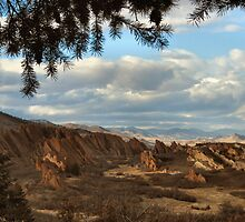 Roxborough Park, Colorado, Red Rocks by Maria Marsico