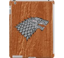 Grey Wolf iPad Case/Skin