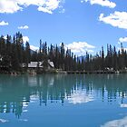Emerald Lake, British Columbia by Kris  Kennedy