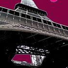 Maroon Tower by toryworgan
