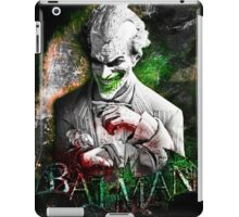 Batman Arkham City Joker iPad Case/Skin