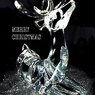 Ice Reindeer by Dawn B Davies-McIninch