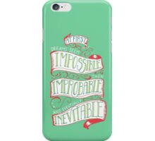 Inevitable Dream - Bright iPhone Case/Skin