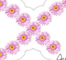 DPhiE Flower Infinity Sticker