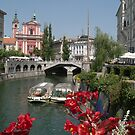 On Tour in Europe - Slovenia  by chijude