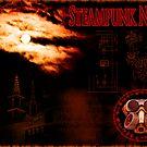 Steampunk Noir by Jon Burke