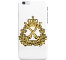 Royal Australian Infantry Corps Anzac 2015 iPhone Case/Skin