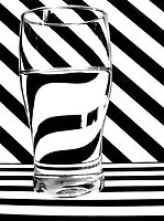 Zebra Juice No1 by Sally Green