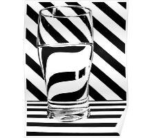 Zebra Juice No1 Poster