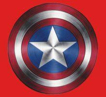 Captain America Shield 2 Kids Clothes