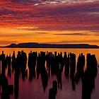 Sleeping Giant Sunrise by Ian Benninghaus