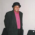 Tito Jackson of The Jackson five/Jacksons by atkinnt