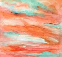 Sunset Sky by Rosie Brown