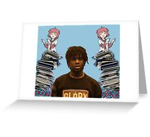 keef reef Greeting Card