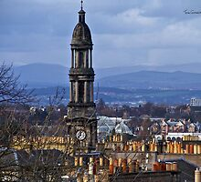 Broughton St Mary's Cupola by Tom Gomez
