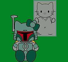 SOLO and FETT KITTY by EpicNerdom