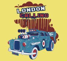 London Calling by iamsla