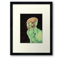 Disjecta Membra Framed Print