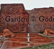 Garden of the Gods by EbelArt