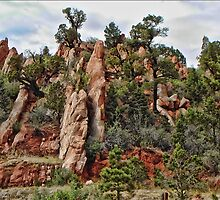 Garden of the Gods VII by EbelArt