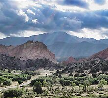 Garden Of The Gods I by EbelArt