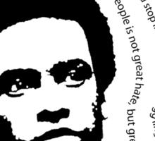 huey p. newton Sticker