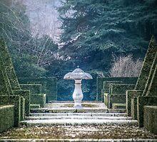 Garden of Valsanzibio by Traven Milovich