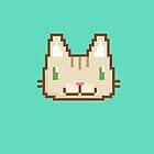 Pixel Kitty by nate-bear