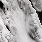 Ice Falls by Bob Wickham