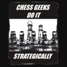 Chess Geeks by whiterussian