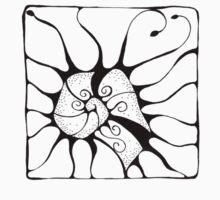 Luna Stamp 2 by Marita