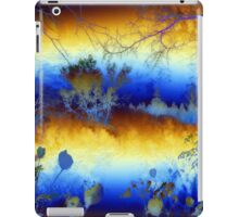 My blue heaven'... iPad Case/Skin
