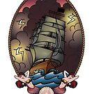 Mermaid Voyage by Brittney Lawrence