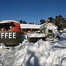 Iced Coffee Time by Peter Kurdulija