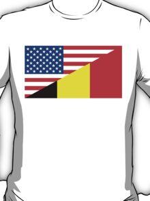 usa belgium T-Shirt