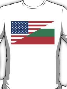 usa bulgaria T-Shirt
