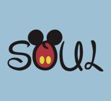 Soul Mate couple Kids Clothes